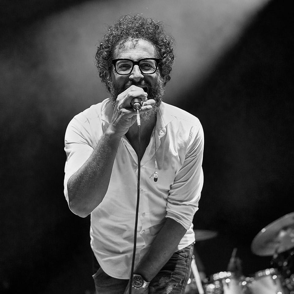 Matteo Bianco, cantante e musicista
